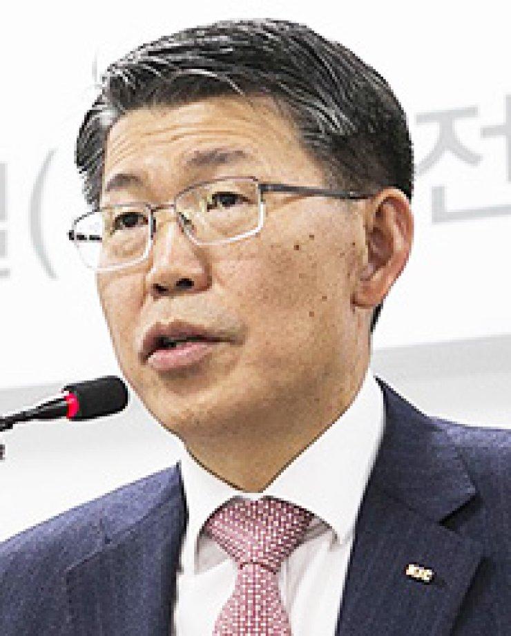 Eun Sung-sooKIC CEO