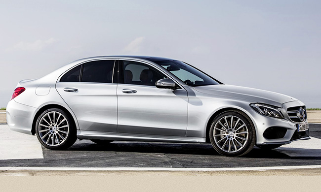 Mercedes fca honda to recall 3 215 cars and motorcycles for Mercedes benz c class recall