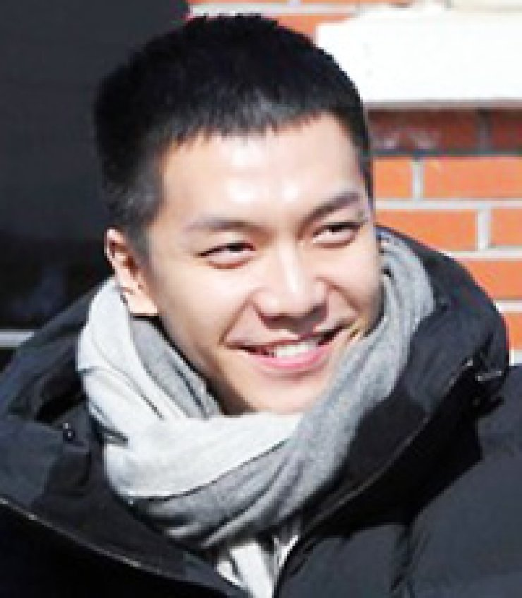 Actor Lee Seung-gi