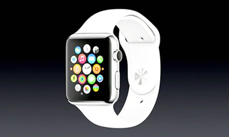 The first-generation Apple Watch