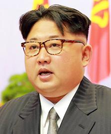 President Park Geun-hyeNorth Korean leader Kim Jong-un