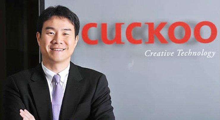 Cuckoo CEO Koo Bon-hak