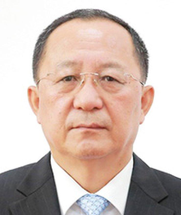 Ri Yong-ho
