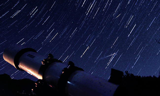 Perseid Meteor Shower Set For Tonight
