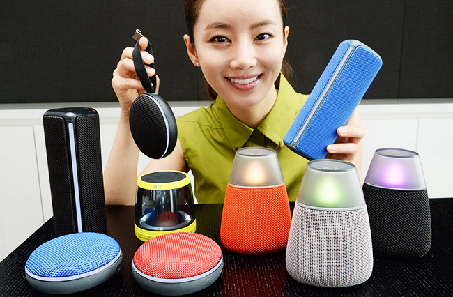 LG pushing for consumer audio device business