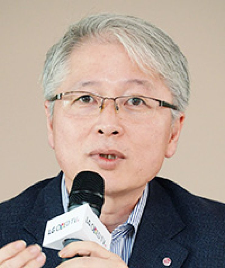 Kwon Bong-seok, executive vice president of LG Electronics