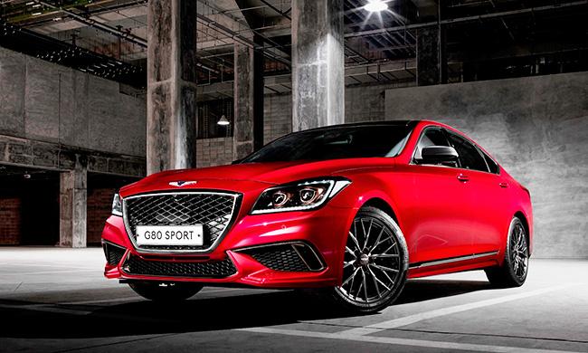 Hyundai Motor Starts To Receive Preorders For Genesis G80