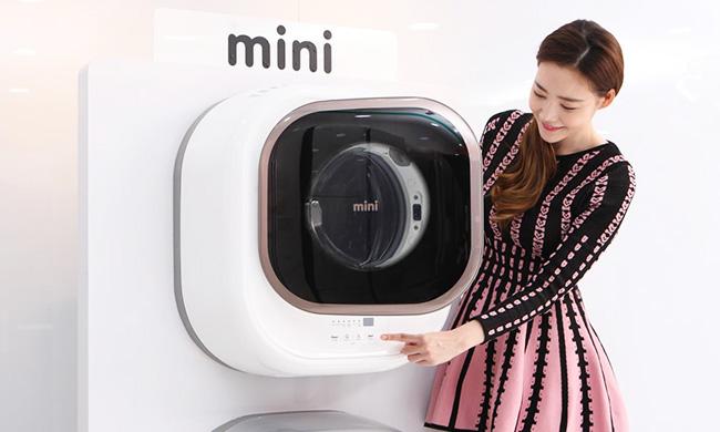 daewoo wall mounted washing machine