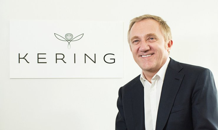 Francois-Henri Pinault,  Kering CEO