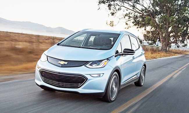 Government Confirms Chevy Bolt Ev Runs 383km With Single Charge
