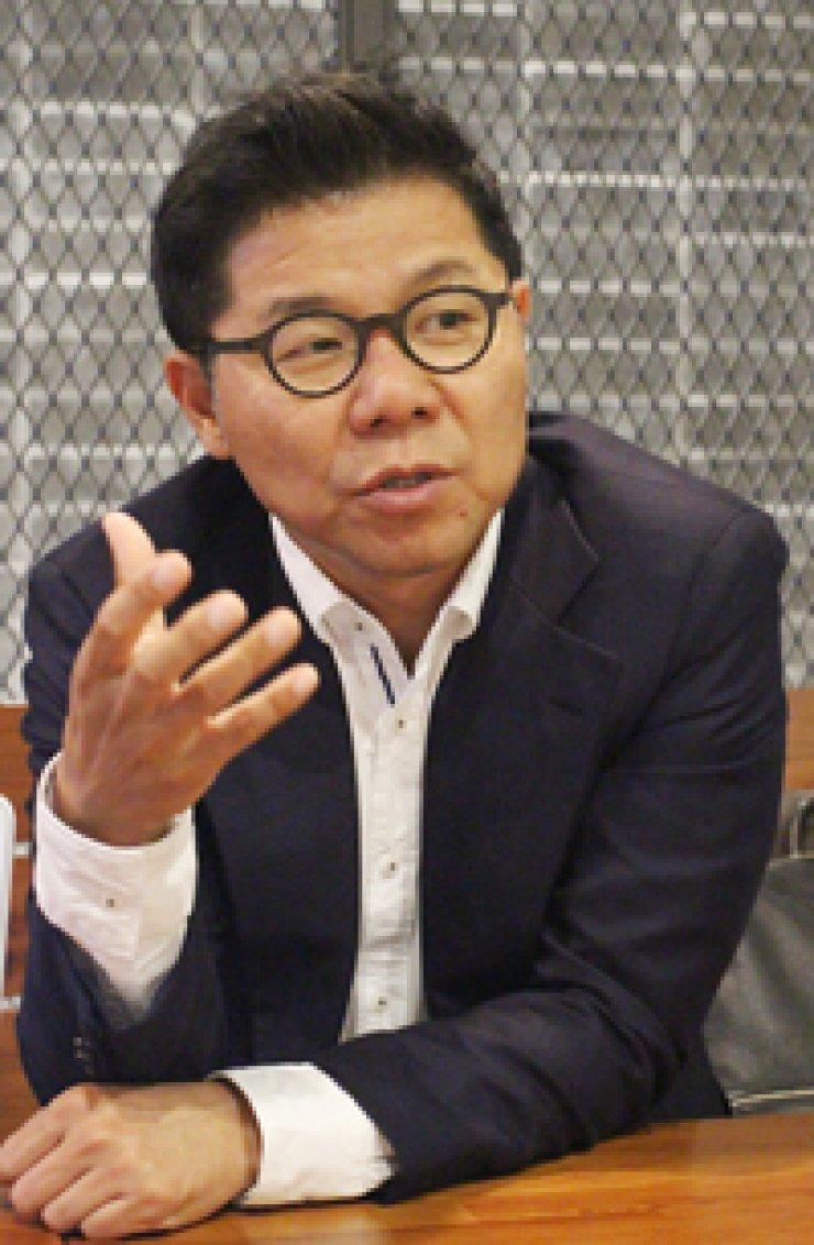 Architect Yang Jin-seok