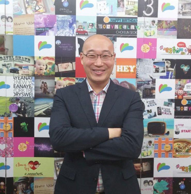 David Lee, CEO of Shakr Media