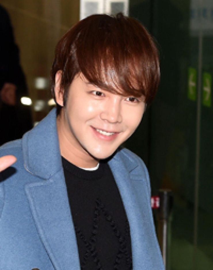Actor Jang Keun-suk