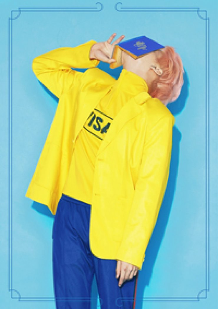 Jonghyun poses in this promotional photo for his upcoming solo album 'Good.'/ Courtesy of SM Entertainment