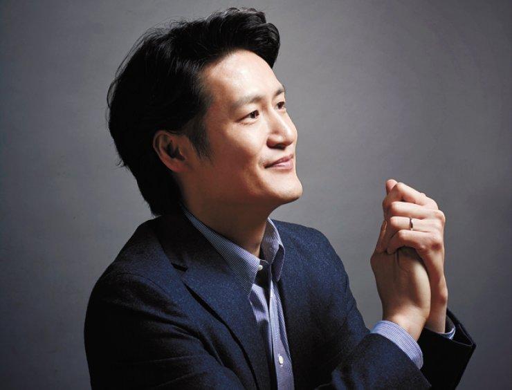 Pianist Cho Jae-hyuck
