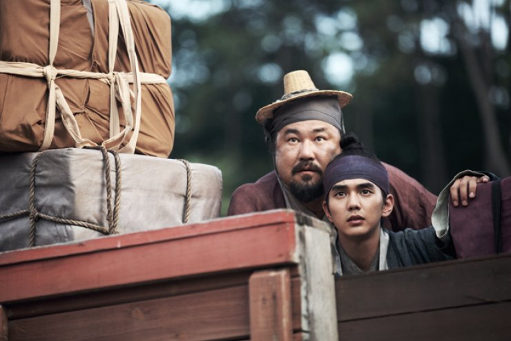 A scene from the upcoming film 'Seondal: The Man who Sells the River' / Courtesy of CJ Entertainment