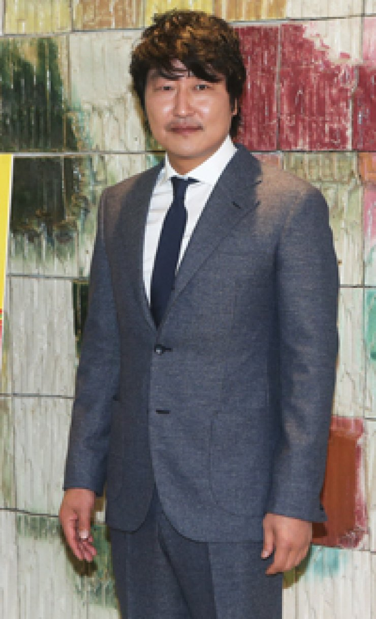 Actor Song Kang-ho