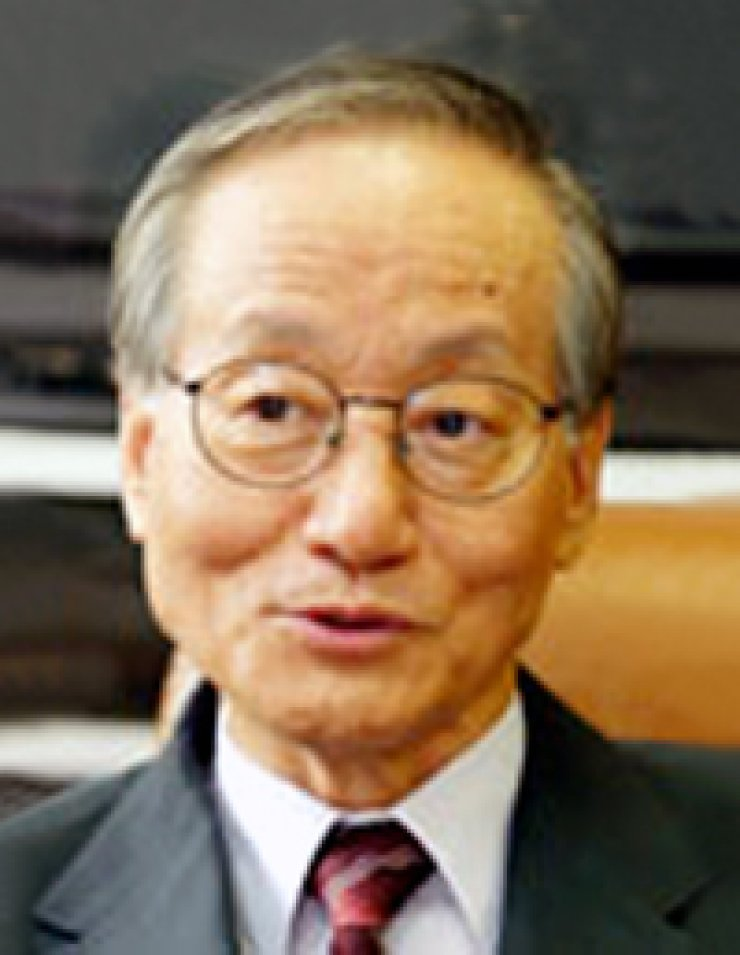 Former Foreign Minister Hong Soon-young