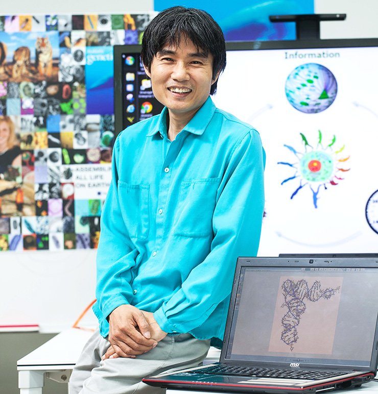 Jong Bhak, biomedical engineering professor at Ulsan National Institute of Science and Technology Genomic Institute / Courtesy of Ulsan National Institute of Science and Technology