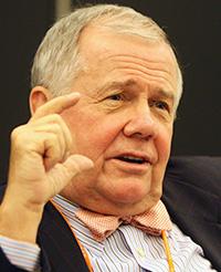 Legendary Investor Jim Rogers Investing In Graphene - Companies Featured Financial Graphene