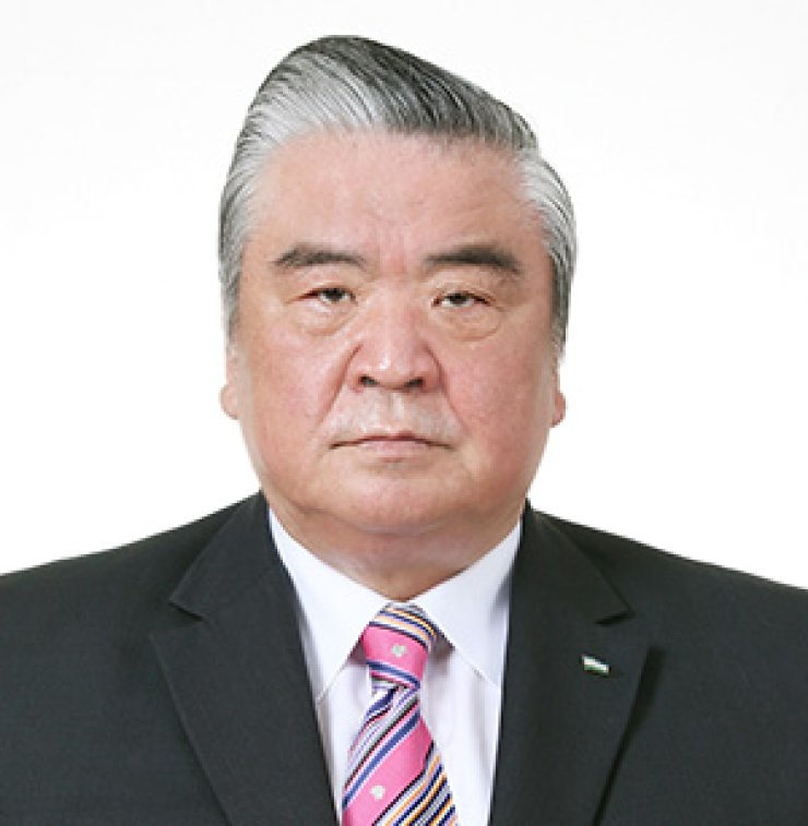 Vitaliy Fen, Uzbek Ambassador
