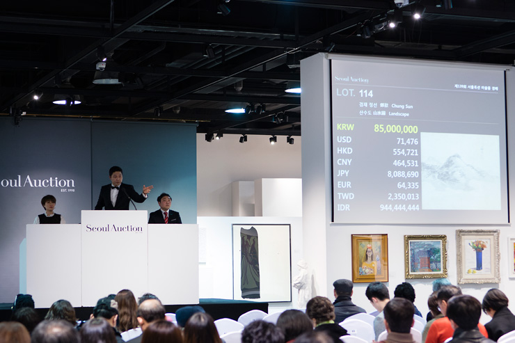 Lee Ho-jae, chairman of Gana Art, Seoul Auction and the Gana Foundation for Arts and Culture