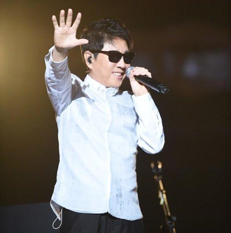 Singer Cho Yong-pil / Courtesy of artist