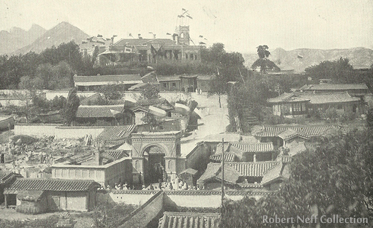 King Gojong, circa 1883-84.