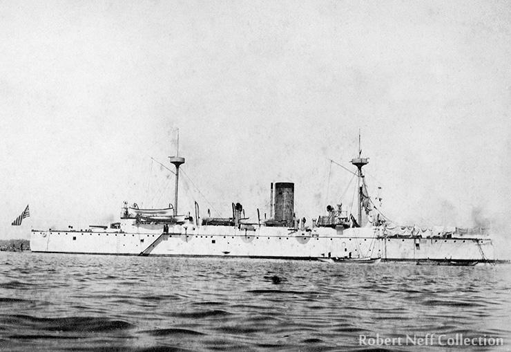 Nagasaki in the 1890s.