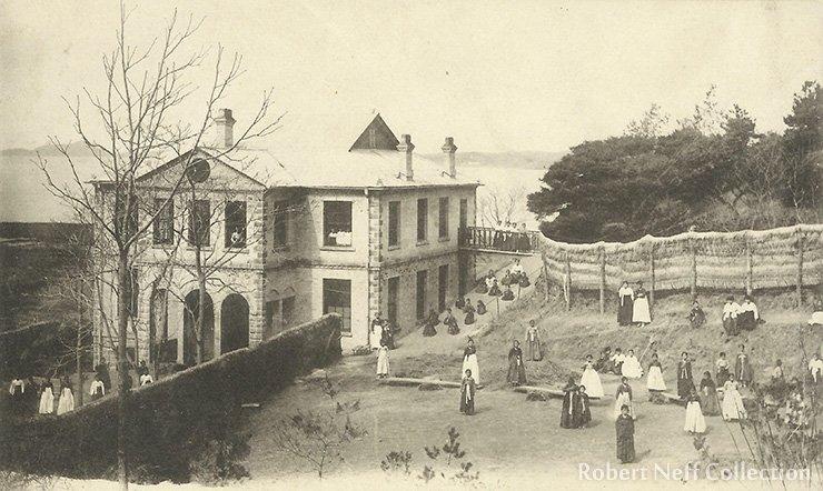 The Mary Baldwin School in Gunsan, circa late 1910s.