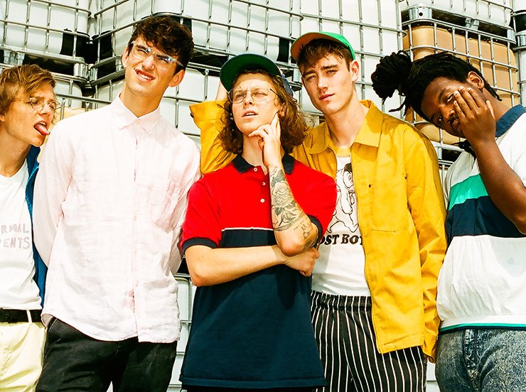 Hippo Campus / Courtesy of Pooneh Ghana