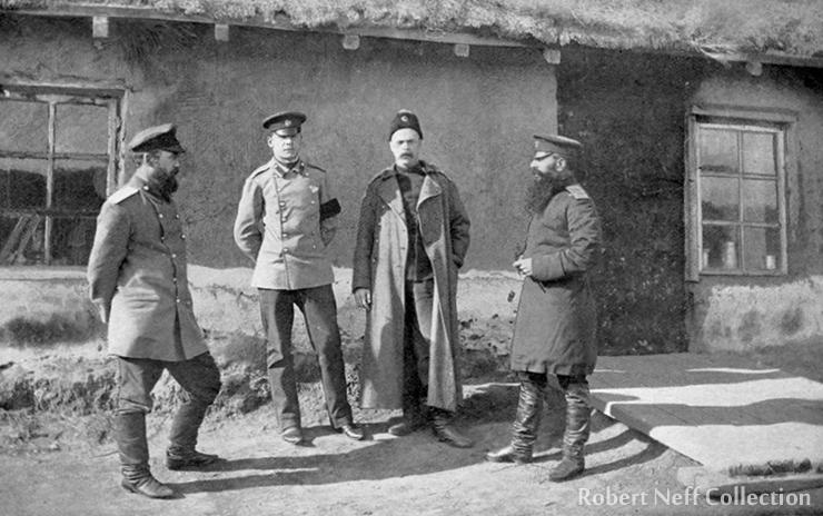 The Russian Legation, circa 1900.