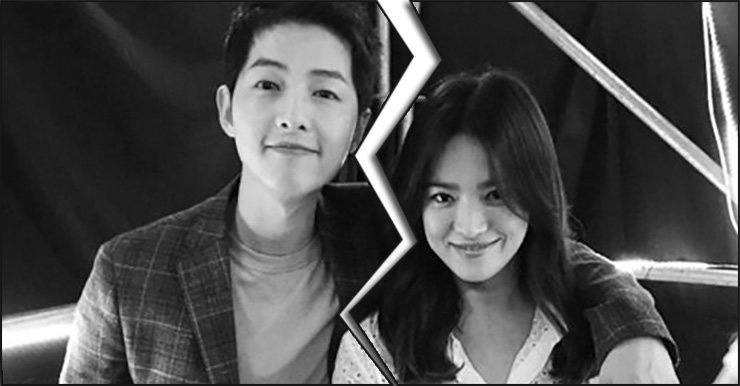 Actors Song Hye-kyo and Song Joong-ki began living apart in September 2018, a report claimed Thursday. Capture from Hye-kyo's social media account