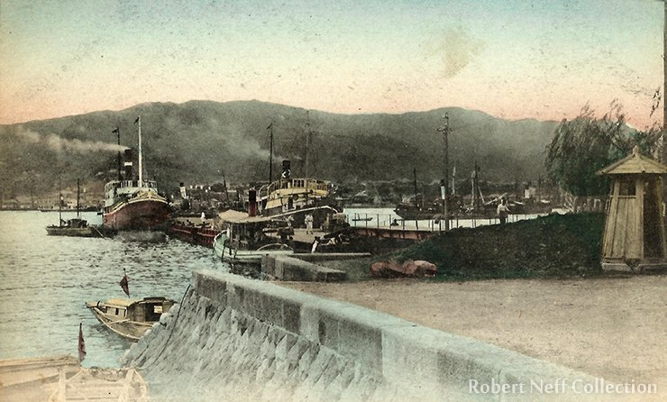 Nagasaki, circa 1900-1910s.