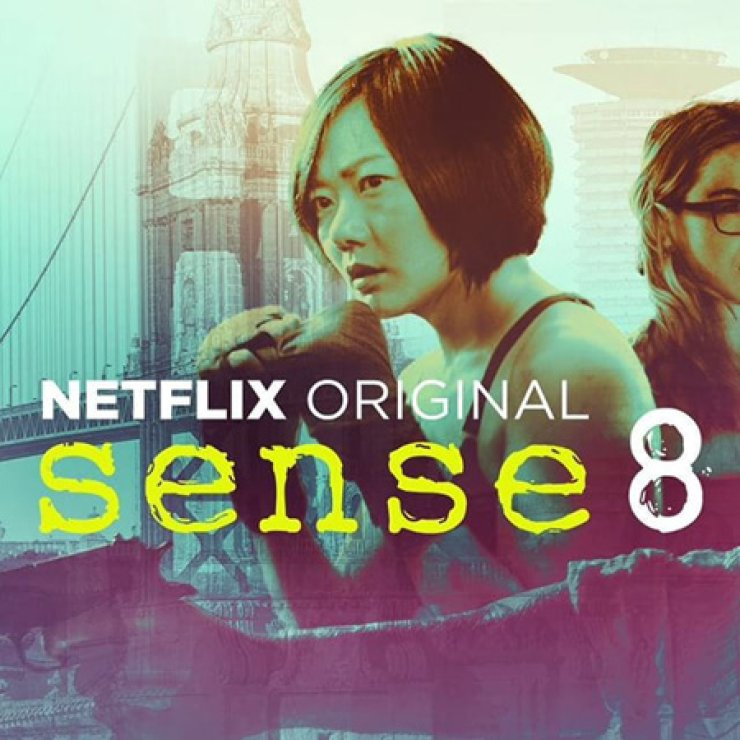 Korean actress Bae Doo-na has the leading role in Netflix's TV drama 'Sense 8.' /Courtesy of Flickr