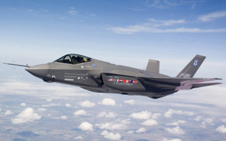 Lockheed Martin's F-35Boeing's F-15 Silent EagleEADS's Eurofighter Tranche 3 Typhoon