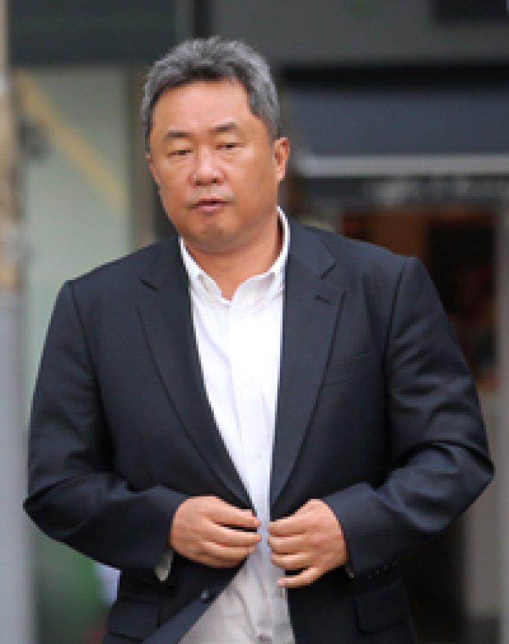 Chun Chang-jin, former Anyang KGC basketball team coach