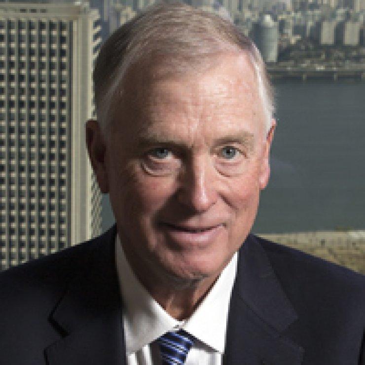 Former U.S. Vice President Dan Quayle