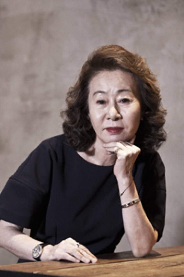 Actress Youn Yuh-jung wins Woman in Film of the Year