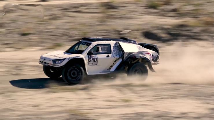 Tivoli DKR will represent South Korean auto manufacturer Ssangyong Motor in Dakar 2018 in January next year. / Courtesy of YouTube