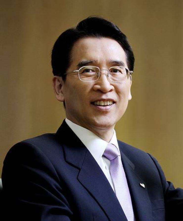 Kyobo Life Insurance Chairman Shin Chang-jae