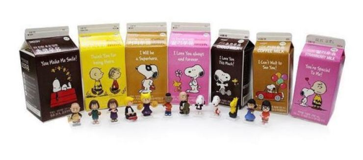 Six flavored milk products from Dongwon F&B do not use any raw milk. / Captured from Dongwon F&B's Facebook