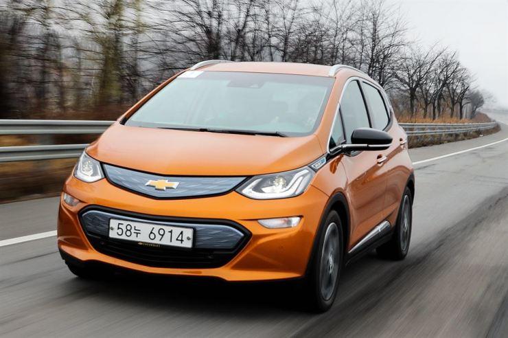 The Chevrolet Bolt EV / Courtesy of GM Korea