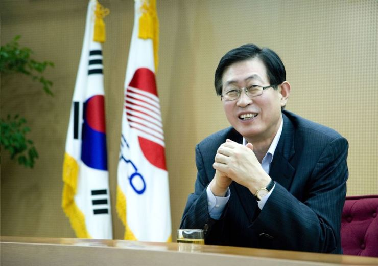 Korea Electric Power Corp. President Cho Hwan-ik / Courtesy of KEPCO