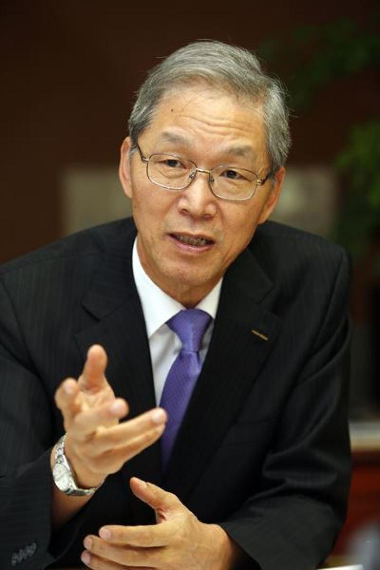 POSTECH President Kim Doh-yeon / Korea Times file
