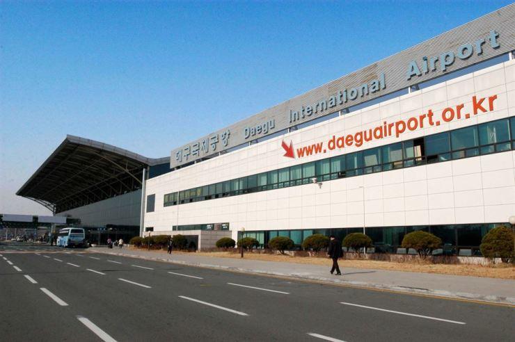 Daegu International Airport / Korea Times file