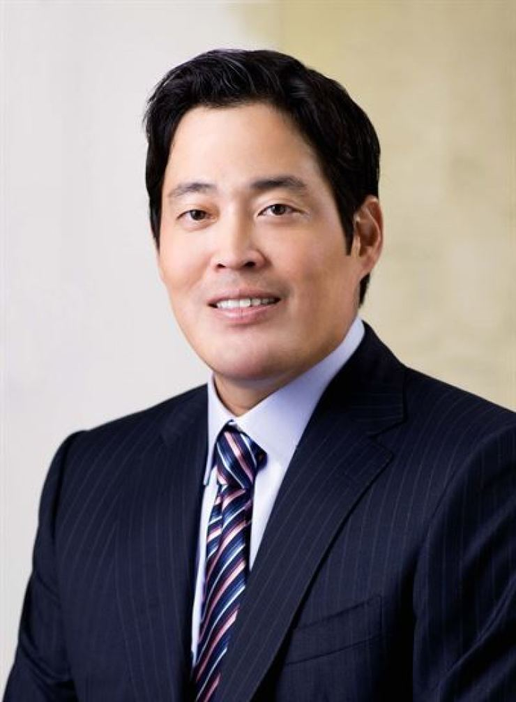 Shinsegae Group Vice Chairman Chung Yong-jin