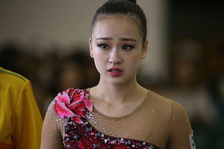 Son Yeon-jae at the 2016 Rio de Janeiro Summer Olympics / Korea Times file