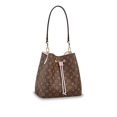 The Louis Vuitton Neonoe Monogram Handbag Courtesy Of