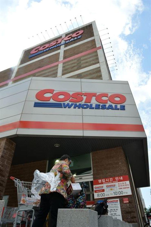 Seen is a Costco's Ilsan store in Goyang, Gyeonggi Province. / Korea Times photo by Shim Hyun-chul